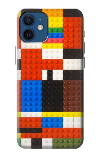 Printed Brick Toy Lego Graphic Printed iPhone 12 mini Case