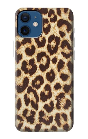 Printed Leopard Pattern Graphic Printed iPhone 12 mini Case