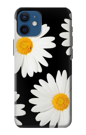 Printed Daisy flower iPhone 12 mini Case