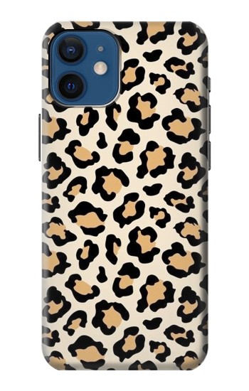 Printed Fashionable Leopard Seamless Pattern iPhone 12 mini Case