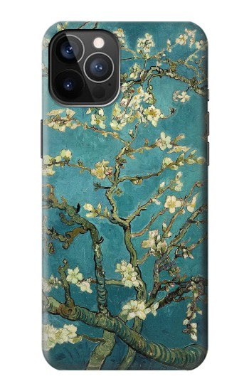 Printed Blossoming Almond Tree Van Gogh iPhone 12 Pro Case