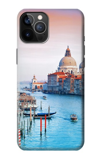 Printed Beauty of Venice Italy iPhone 12 Pro Case