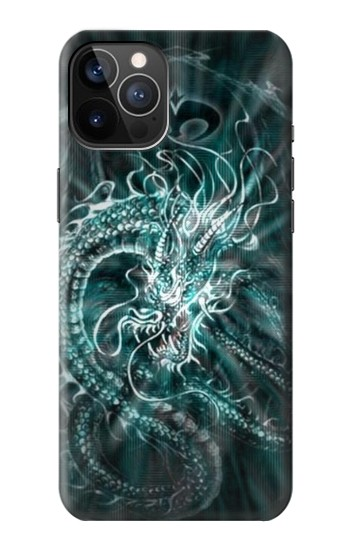 Printed Digital Chinese Dragon iPhone 12 Pro Case