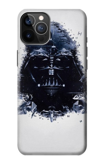 Printed Darth Vader iPhone 12 Pro Case