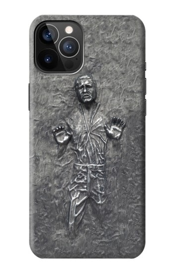 Printed Han Solo in Carbonite iPhone 12 Pro Case