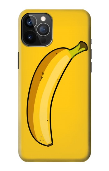Printed Banana iPhone 12 Pro Case
