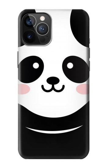 Printed Cute Panda Cartoon iPhone 12 Pro Case