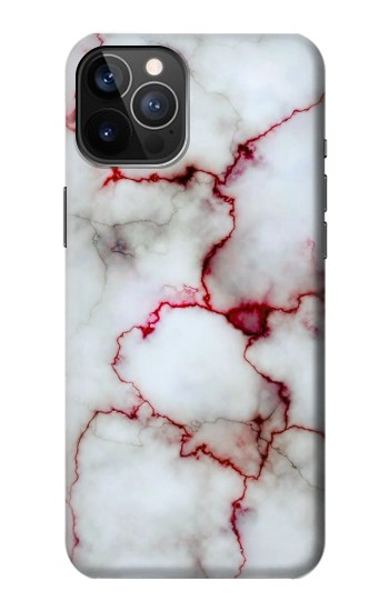 Printed Bloody Marble iPhone 12 Pro Case