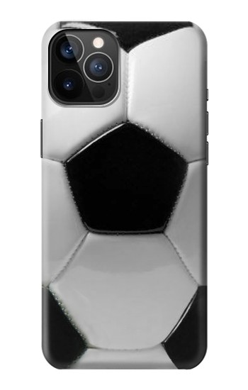 Printed Soccer Football Ball iPhone 12 Pro Case