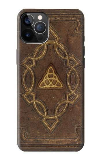 Printed Spell Book Cover iPhone 12 Pro Case