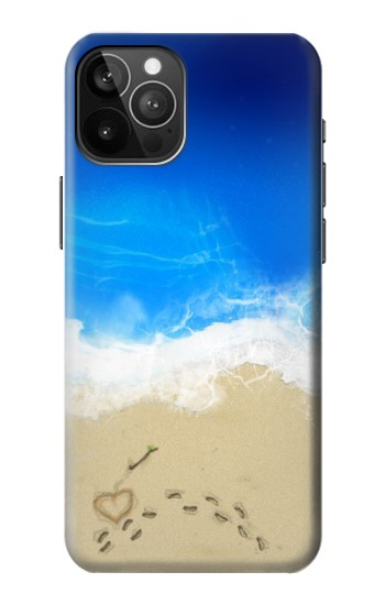 Printed Relax Beach iPhone 12 Pro Max Case