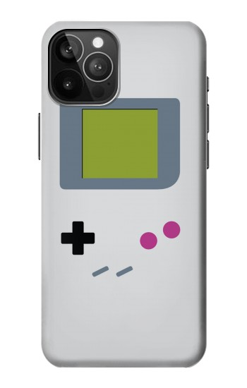 Printed Gameboy Minimalism iPhone 12 Pro Max Case
