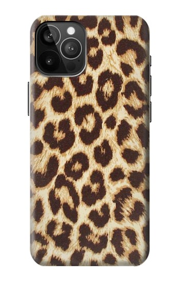 Printed Leopard Pattern Graphic Printed iPhone 12 Pro Max Case