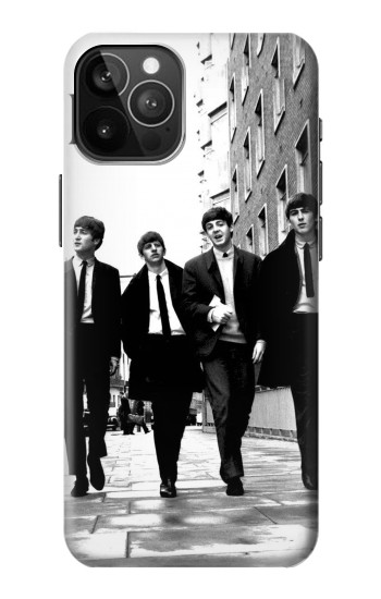 Printed The Beatles in London iPhone 12 Pro Max Case
