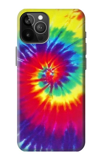 Printed Tie Dye Fabric Color iPhone 12 Pro Max Case