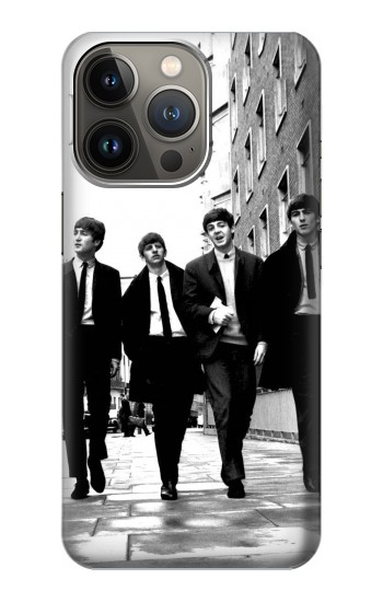 Printed The Beatles in London iPhone 13 Pro Case