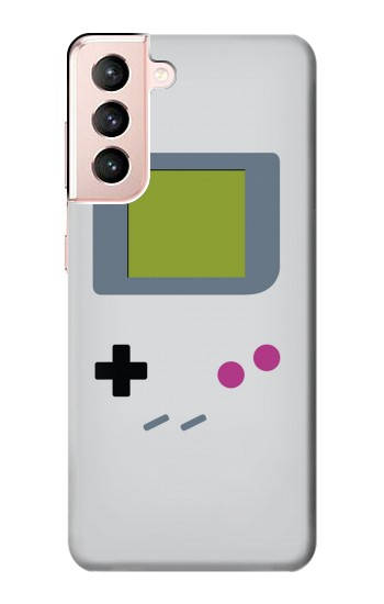 Printed Gameboy Minimalism Samsung Galaxy S21 5G Case