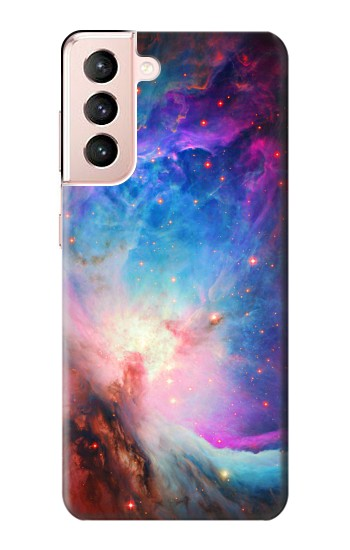 Printed Orion Nebula M42 Samsung Galaxy S21 5G Case