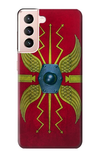 Printed Roman Shield Scutum Samsung Galaxy S21 5G Case