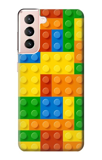 Printed Brick Toy Samsung Galaxy S21 5G Case