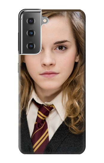 Printed Harry Potter Hermione Samsung Galaxy S21+ 5G Case