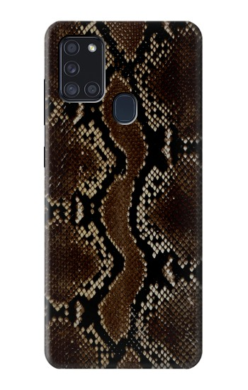 Printed Snake Skin Samsung Galaxy A21s Case