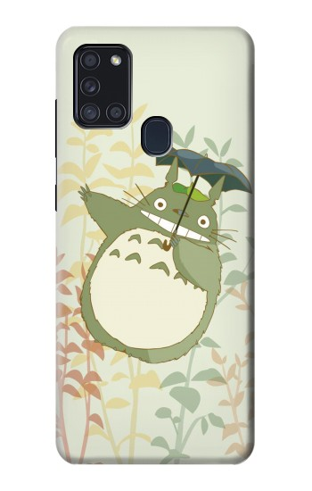 Printed My Neighbor Totoro Samsung Galaxy A21s Case