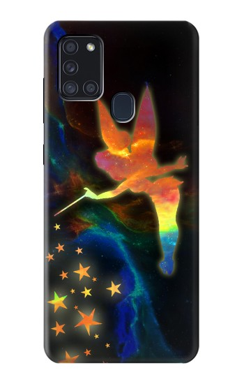 Printed Tinkerbell Magic Sparkle Samsung Galaxy A21s Case