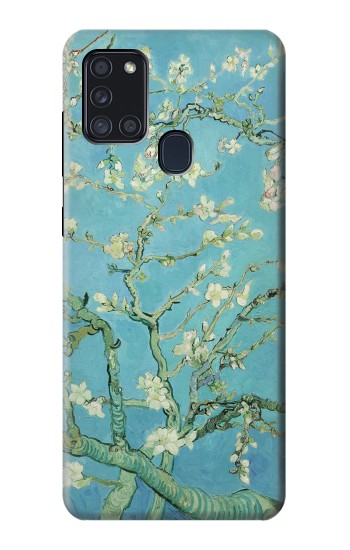 Printed Vincent Van Gogh Almond Blossom Samsung Galaxy A21s Case