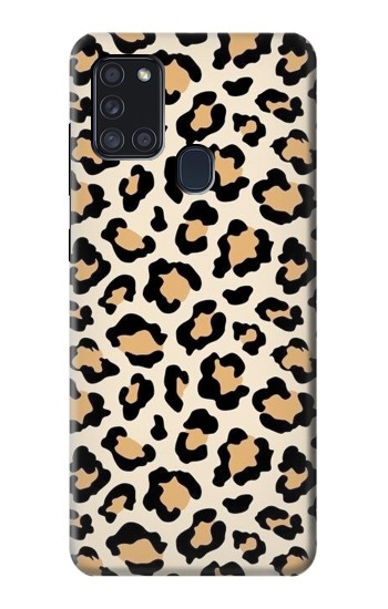 Printed Fashionable Leopard Seamless Pattern Samsung Galaxy A21s Case