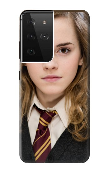 Printed Harry Potter Hermione Samsung Galaxy S21 Ultra 5G Case