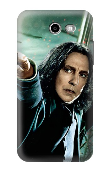 Printed Harry Potter Snape Samsung Galaxy J3 Emerge Case