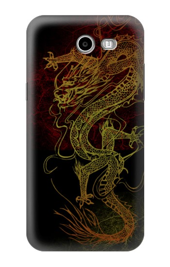 Printed Chinese Dragon Samsung Galaxy J3 Emerge Case