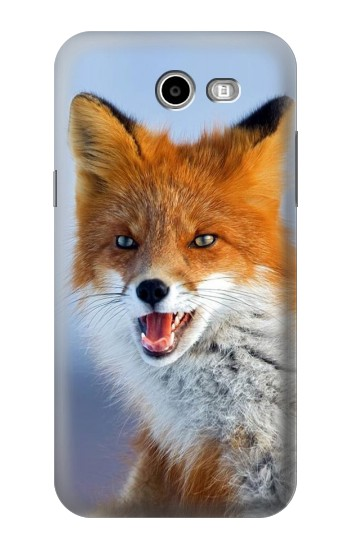 Printed Fox Samsung Galaxy J3 Emerge Case