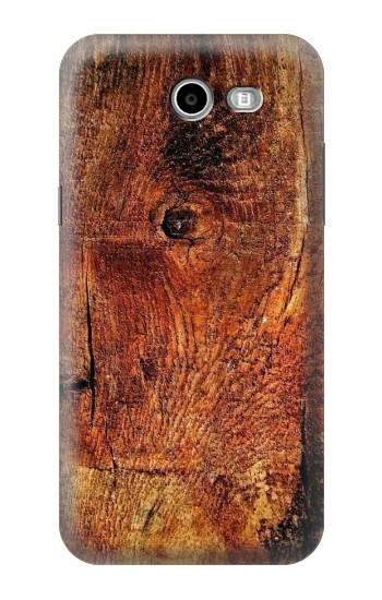 Printed Wood Skin Graphic Samsung Galaxy J3 Emerge Case