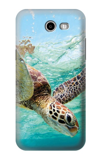 Printed Ocean Sea Turtle Samsung Galaxy J3 Emerge Case