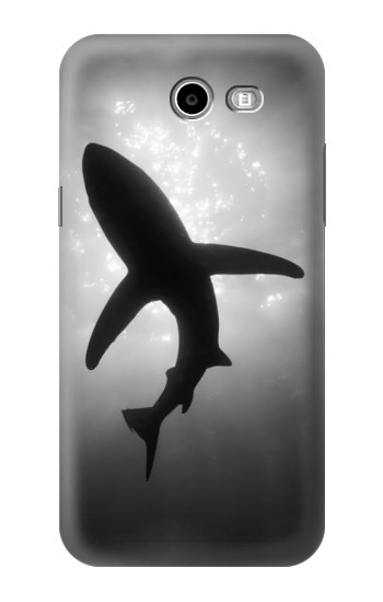 Printed Shark Monochrome Samsung Galaxy J3 Emerge Case