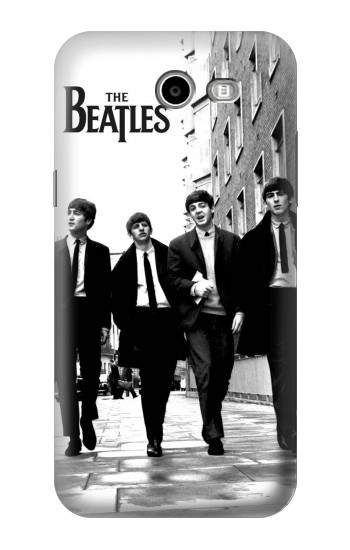 Printed The Beatles in London Samsung Galaxy J3 Emerge Case