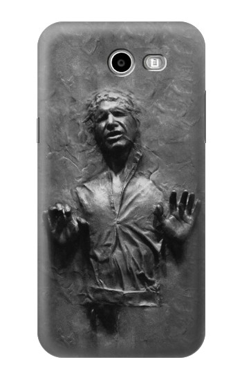 Printed Han Solo Frozen in Carbonite Samsung Galaxy J3 Emerge Case