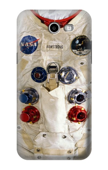 Printed Neil Armstrong White Astronaut Spacesuit Samsung Galaxy J3 Emerge Case