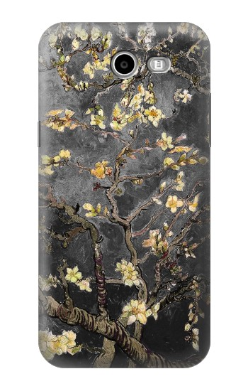 Printed Black Blossoming Almond Tree Van Gogh Samsung Galaxy J3 Emerge Case