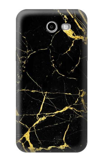 Printed Gold Marble Graphic Printed Samsung Galaxy J3 Emerge Case