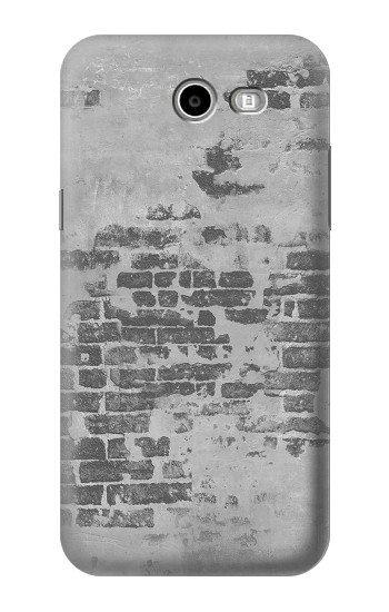Printed Old Brick Wall Samsung Galaxy J3 Emerge Case