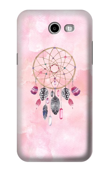 Printed Dreamcatcher Watercolor Painting Samsung Galaxy J3 Emerge Case