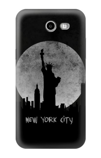 Printed New York City Samsung Galaxy J3 Emerge Case