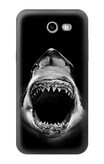 Printed Great White Shark Samsung Galaxy J3 Emerge Case