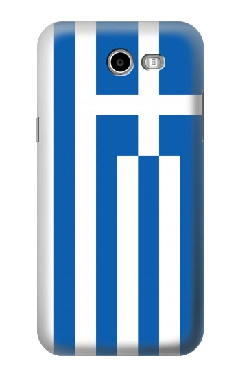 Printed Flag of Greece Samsung Galaxy J3 Emerge Case