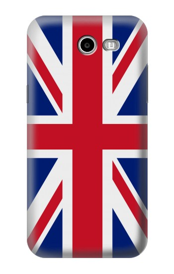 Printed Flag of The United Kingdom Samsung Galaxy J3 Emerge Case