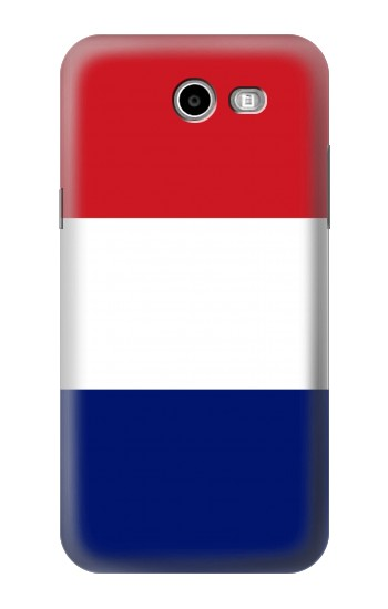 Printed Flag of France and the Netherlands Samsung Galaxy J3 Emerge Case