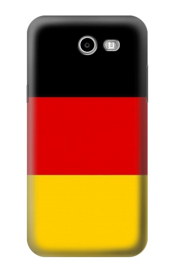 Printed Flag of Germany Samsung Galaxy J3 Emerge Case